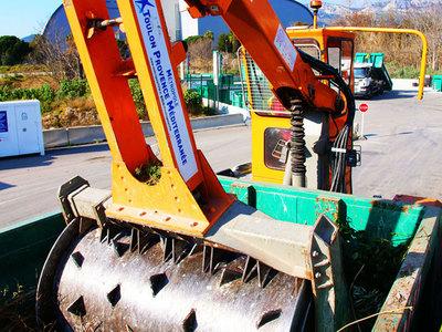 Gestion de déchets et de compoost à Toulon