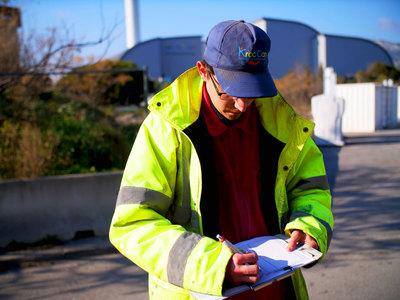Serivce de gestion de déchets respectueux de l'environnement  à Toulon