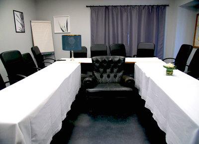 Découvrez les salles de réunion de Kroc'Can - entreprise pour l'environnement toulon